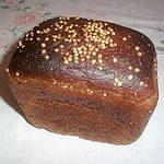 Вкусный Бородинский хлеб на кисломолочной закваске АЦАТАН.